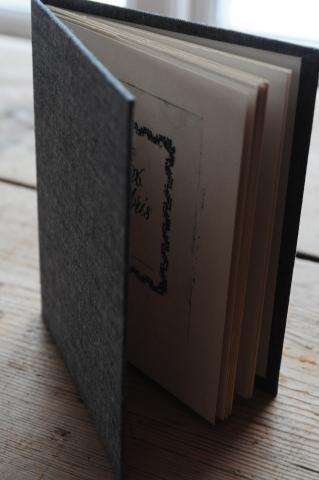 Bok hanbunden