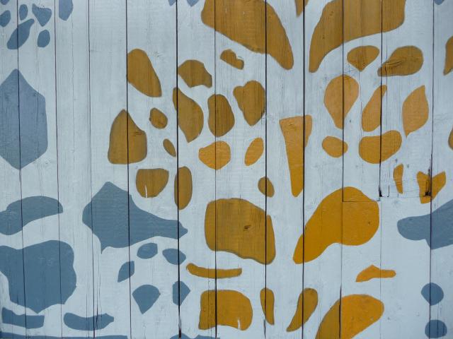 Färgläggning av mönster, andra gången